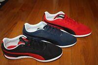 New In Box Puma Men's Ferrari Valorosso 2 Shoes BLACK, BLUE or RED SHIP FREE US