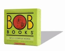 BOB Books Set 4: Complex Words: By Maslen, J., Maslen, John