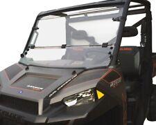 Full Folding Clear Windshield 2317-0176 For 13-19 Polaris Ranger /XP /Diesel