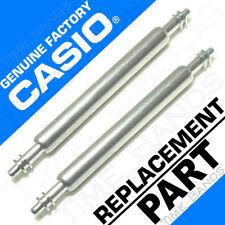 CASIO EDIFICE 20MM SPRING RODS PINS BARS 1.8MM THICK EFB-508J EQW-550D EQWA-100D
