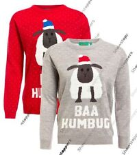 Christmas Machine Washable Jumpers & Cardigans for Women