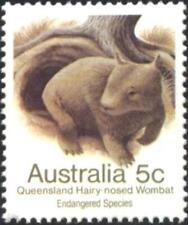 AUSTRALIA Mint stamps Fauna Wombat 1981  avdpz