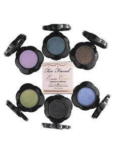 Too Faced Exotic Color Eye Shadow Eyeshadow Singles, .06oz
