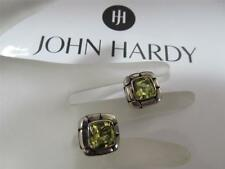John Hardy Kali Lemon Quartz Sterling Silver Earrings