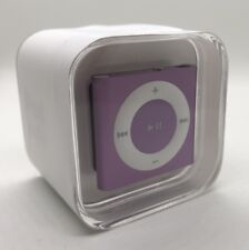 Apple Ipod Shuffle 4. Generation Purple (2GB) (Current Model) Purple New