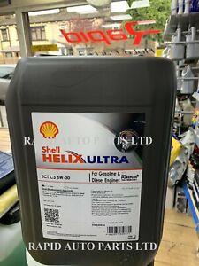 Shell Helix Ultra ECT C3 5W-30 BMW Longlife-04  20L