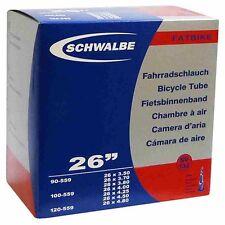 """Camere d'aria Schwalbe presto per biciclette da 26"""""""