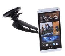 Supporto auto ventosa GRIPGO con staffa per HTC ONE M7 M8 e Mini + Disco Adesivo