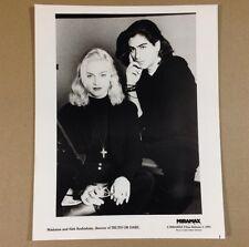Madonna Truth or Dare Publicity Press Photo Posed 1991 Miramax Movie Film