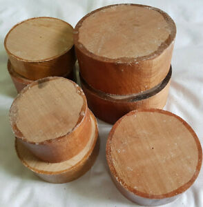 Cherry wood turning bowl blanks and Spindle Blanks