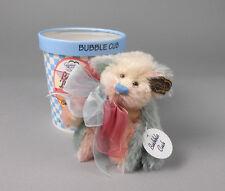 NIB Annette Funicello Beary 'Licious! Bubble Cub Mohair Ice Cream Bear