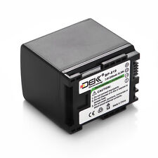 Decoded Rechargeable Li-ion Battery For Canon BP-807 BP-809 BP-819 BP-827 FS10