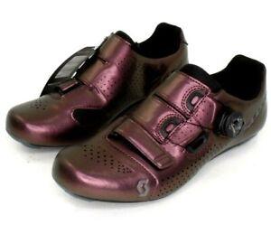 Scott Road Team Boa Bike Cycling Shoes Nitro Purple Women's Size 6 US / 37 EU