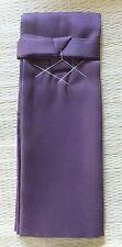 Japanese Shirasaya Bag wakizashi Size Purple