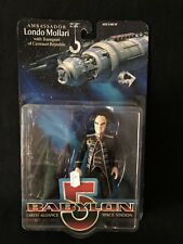 Babylon 5 Londo Mollari Action Figure New in Box w/ Transport Centauri Republic