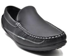 Tanggo Lloyd Formal Shoes Leather Black Shoes Slip-On/Loafers for Men (black)