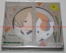 New Takarabako sasanomaly Limited Edition Natsume's Book of Friends 2 CD Japan