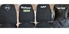 MULTICAR M25,M24,ROBUR, IFA W50 Maß Schonbezüge Sitzbezüge mit Aufschrift