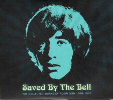 ROBIN GIBB Saved By The Bell The Collected Works 1968-1970 3xCD NEW/SEALED