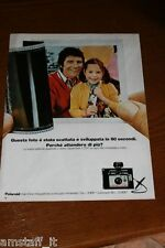 BM3=1972=POLAROID COLORPACK 80=PUBBLICITA'=ADVERTISING=WERBUNG=