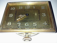 Rare 1920,s 8 days Eterna car clock, running
