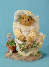 Cherished Teddies Anna Marie My Garden is a Piece of Heaven Figurine 107021