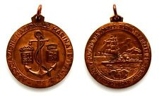 Medaglia Associazione Marinai D'Italia IV Raduno Nazionale Torino 1961 Centenari