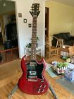 GIbson SG Special Faded Cherry