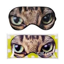 Cat Nap Travel Eye Mask Blindfold Sleeping Cover Shade Sleep by Annabel Trends