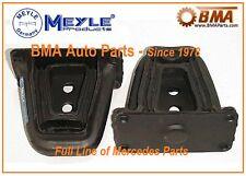 NEW MERCEDES MEYLE R107 W116 W123 W126 REAR DIFF MOUNT 1233511142MY
