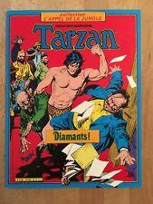 TARZAN - José Ortiz -  Sagédition - 1983 - NEUF
