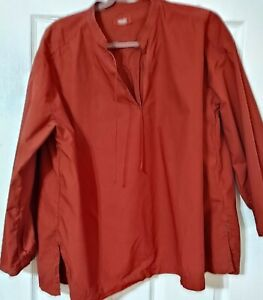 Toast Cotton Poplin Tunic Shirt XL RRP £115