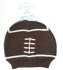 SoDorable Football Knit Beanie Stocking Cap Hat Infant Toddler 0-6 Months NWT