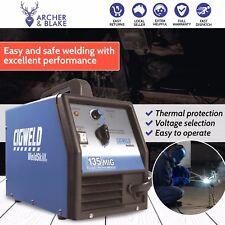 Cigweld WeldSkill 135 MIG Portable Welding Machine #W1004135 Welder MIG Gasless