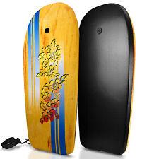 "Bodyboard Kickboard Surf Skimboard Wake Boogie Board Pool Toy Hawaii Large 41"""