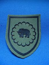 PORTUGAL MILITARY PARATROOPER PARACHUTE ELEPHANT BREAST PATCH