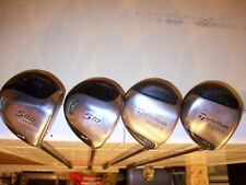 FOUR TAYLORMADE DRIVERS R580, R510, 360TI and 320Ti  8.5, 9.0, & 10.0 DEGREES