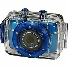 Vivitar DVR 783hd Action Camera-720 Pixels Blue Dvr783hd