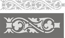 Malerschablone, Wandschablone, Malerbedarf, Wandschablonen, Stencils - Antike 1