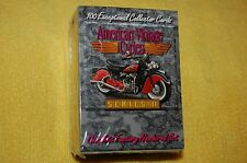 RARE CHAMPS American Vintage Cycles Collector Cards Series II Numbered Set BNIB!
