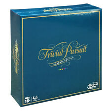 Trivial Pursuit Classic Edition Board Game NEW