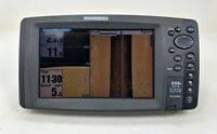 Humminbird 998c SI Side Imaging Sonar/GPS/Radar Fishfinder Head Unit