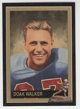 Doak Walker Southern Methodist Mustangs Heisman Card FREE Shipping