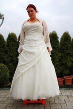 Brautkleid Hochzeitskleid Gr. 48, Fa. Weise, Neckholder