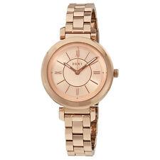 DKNY Ellington Ladies Rose Gold-tone Watch NY2584