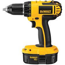 "DeWALT DC720 18V NiCd 1/2""  Cordless Drill/Driver"