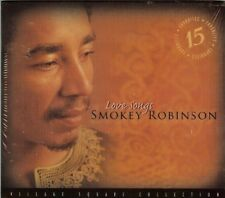 SMOKEY ROBINSON - LOVE SONGS - CD - NEW