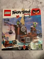 LEGO 75825 Angry Birds New And Sealed Retired Set