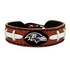 NFL Baltimore Ravens Football Wristband
