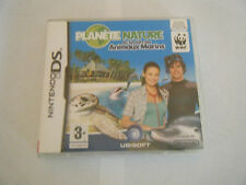 Planète Nature Au Secours Des Animaux Marins - Nintendo DS - Complet - Occasion